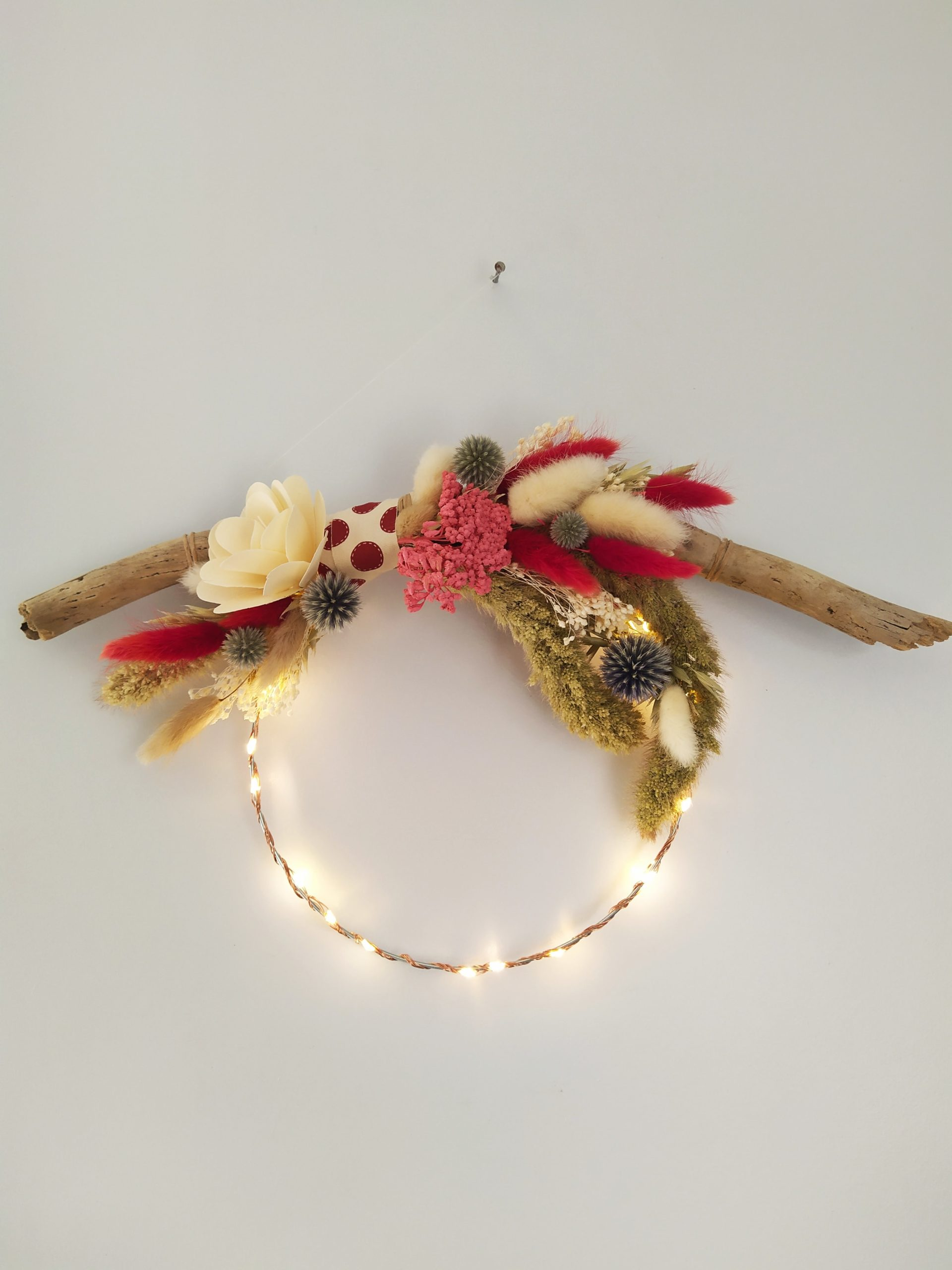 couronne lumineuse