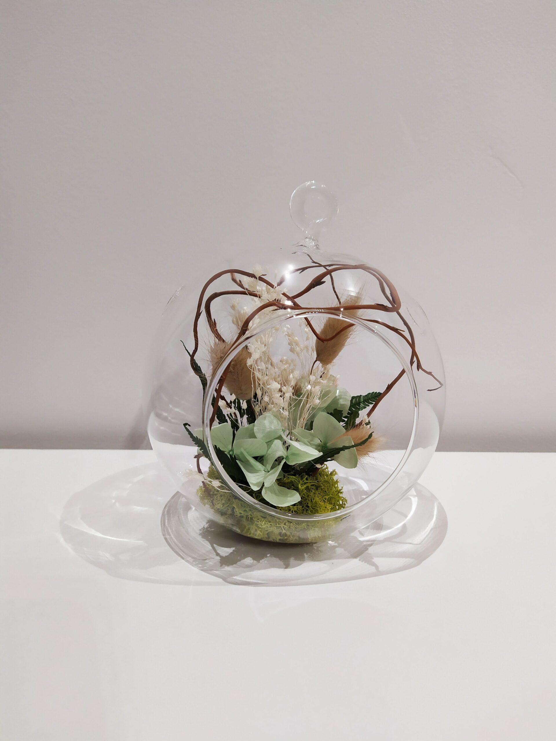 boule fleurie-réf.139-143
